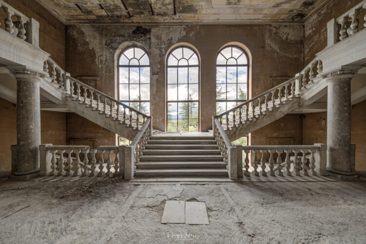 Blessed Staircase