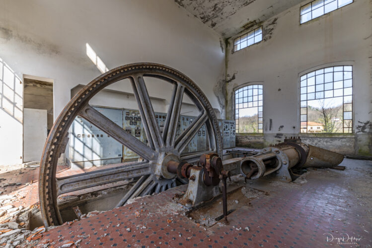 Wheel of Powder